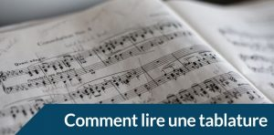 comment lire une tablature à la guitare