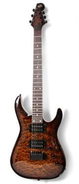 Tiger WSL guitars