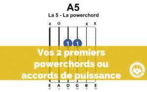 power chords accord de puissance