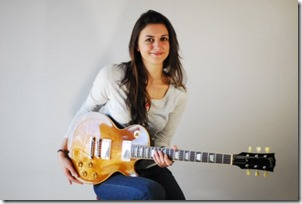Laura cox guitar player