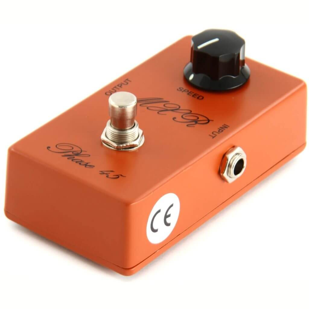 pedale guitare effet phaser