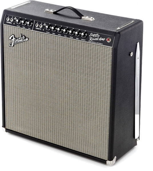 Le Fender Super Reverb