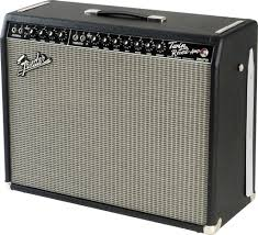 Le Fender Twin Reverb