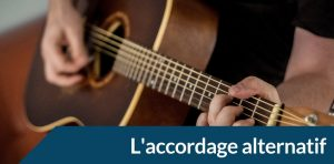 accordage alternatif à la guitare