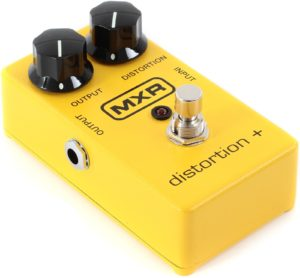 dunlop mxr distorsion +