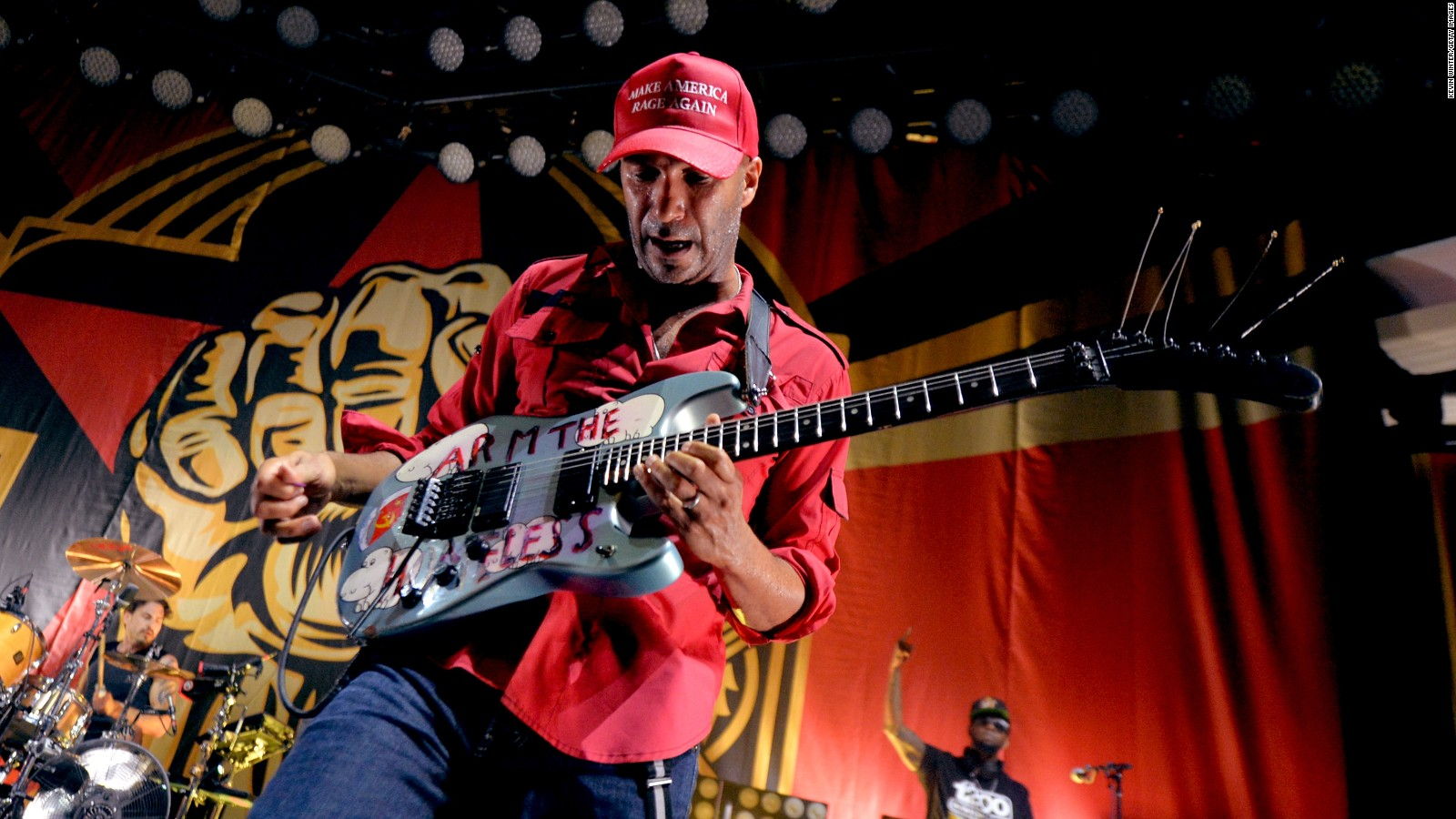 Tom Morello en concert