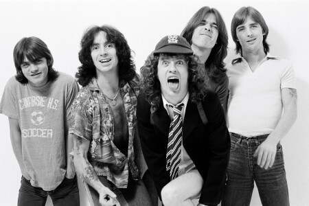 ACDC metal